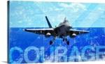 motivational-grunge-poster-courage-an-fa-18c-hornet-approaches-the-flight-deck,1050628
